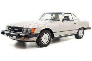 1989 89 Mercedes 560SL Coupe(~)Roadster 21k miles Cali $59.5k For Sale