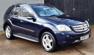 2006 Mercedes ML 320 CDi Sport - Fully loaded - FSH - YEARS MOT