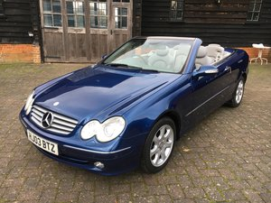 2003 RARE LOW MILEAGE MODERN CLASSIC BARONS CHRISTMAS AUCTION