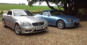 2002 Mercedes-Benz, SLK, 3.2 AMG Co Rare and gorgeous