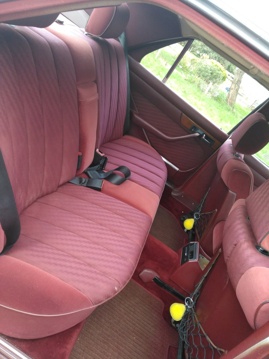 1988 Mercedes W126 420SE  For Sale (picture 4 of 6)