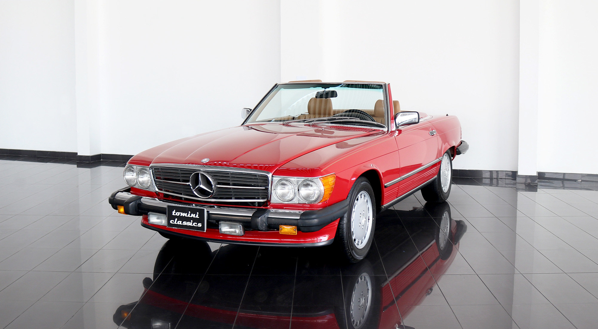 Mercedes-Benz 560SL (1988) For Sale (picture 2 of 6)
