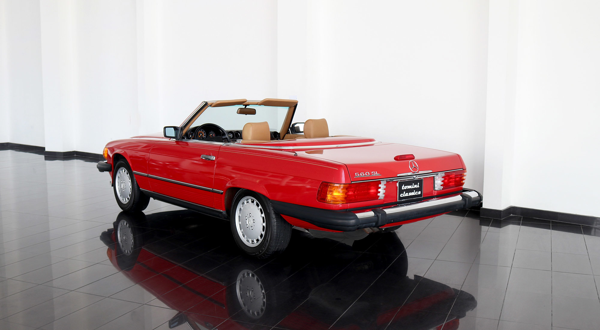 Mercedes-Benz 560SL (1988) For Sale (picture 3 of 6)