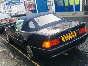1991 Mercedes 300sl r129