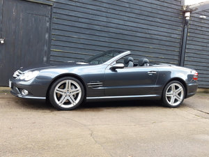 2008 MERCEDES BENZ SL350 SPORT EDITION CONVERTIBLE Only 8K FMSH  SOLD