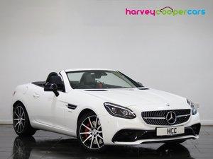Mercedes-Benz SLC SLC 43 2dr 9G-Tronic 2018(18)