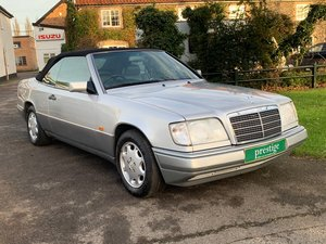 Picture of 1994 Mercedes E220 Cabriolet – 4 seater For Sale