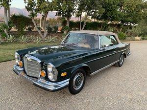 # 23154 1970 Mercedes-Benz 280SE