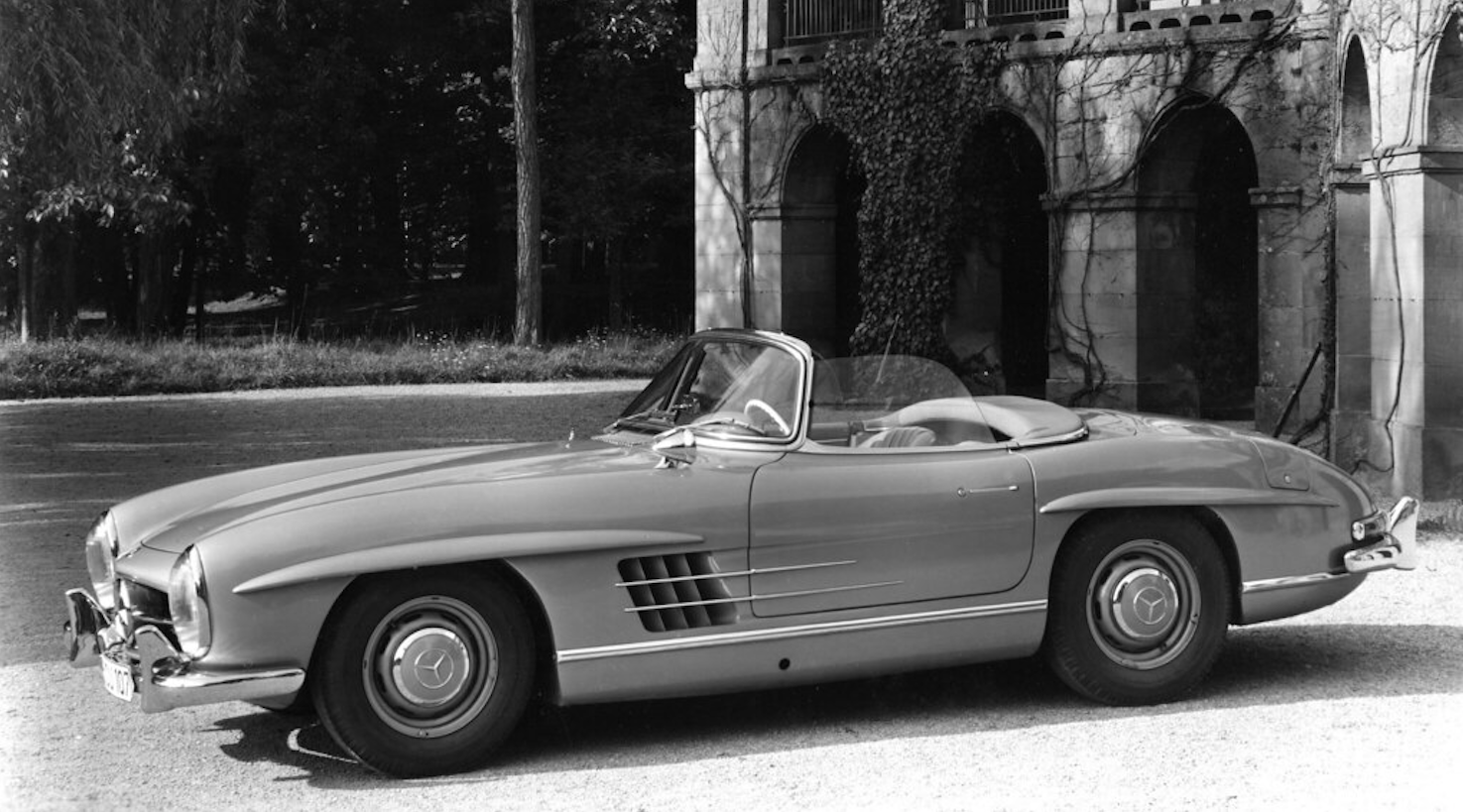 Mercedes-Benz 300SL Roadster 1957 For Sale (picture 1 of 1)