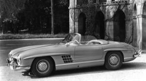 Mercedes-Benz 300SL Roadster 1957