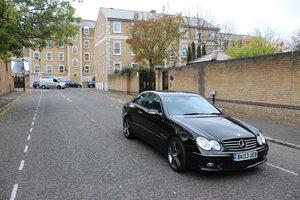 2003 Mercedes Benz CLK55 AMG 5.4 367Bhp Coupe W209 C209