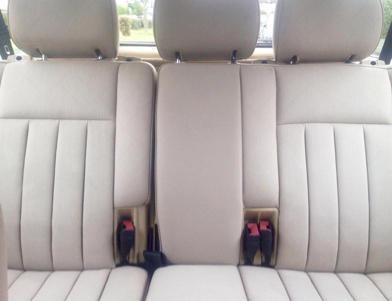 1996 Mercedes W124 200TE 7 Seater Estate E Class FSH SOLD (picture 5 of 6)