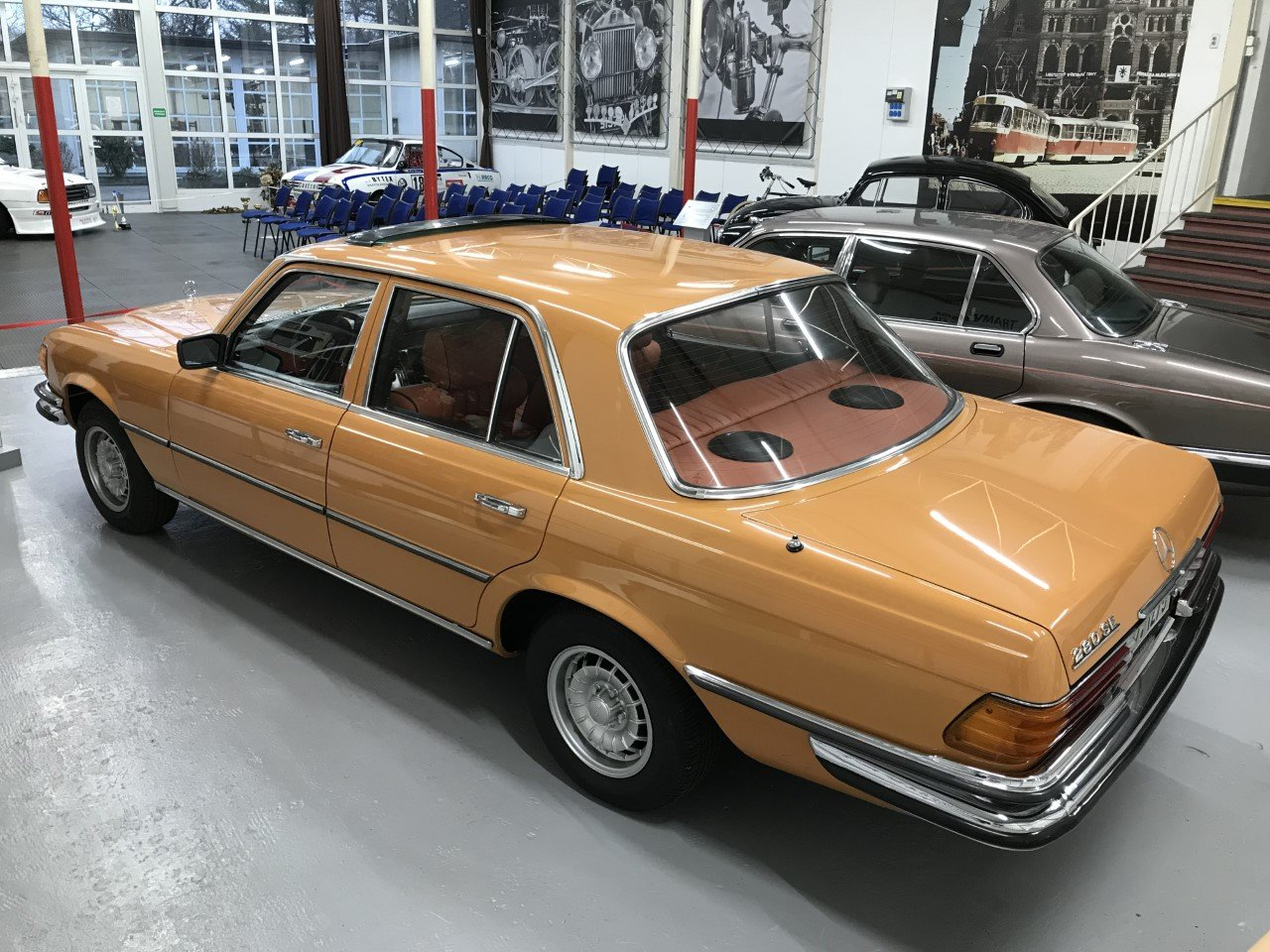 1978 Mercedes Benz 280 SE For Sale (picture 2 of 6)