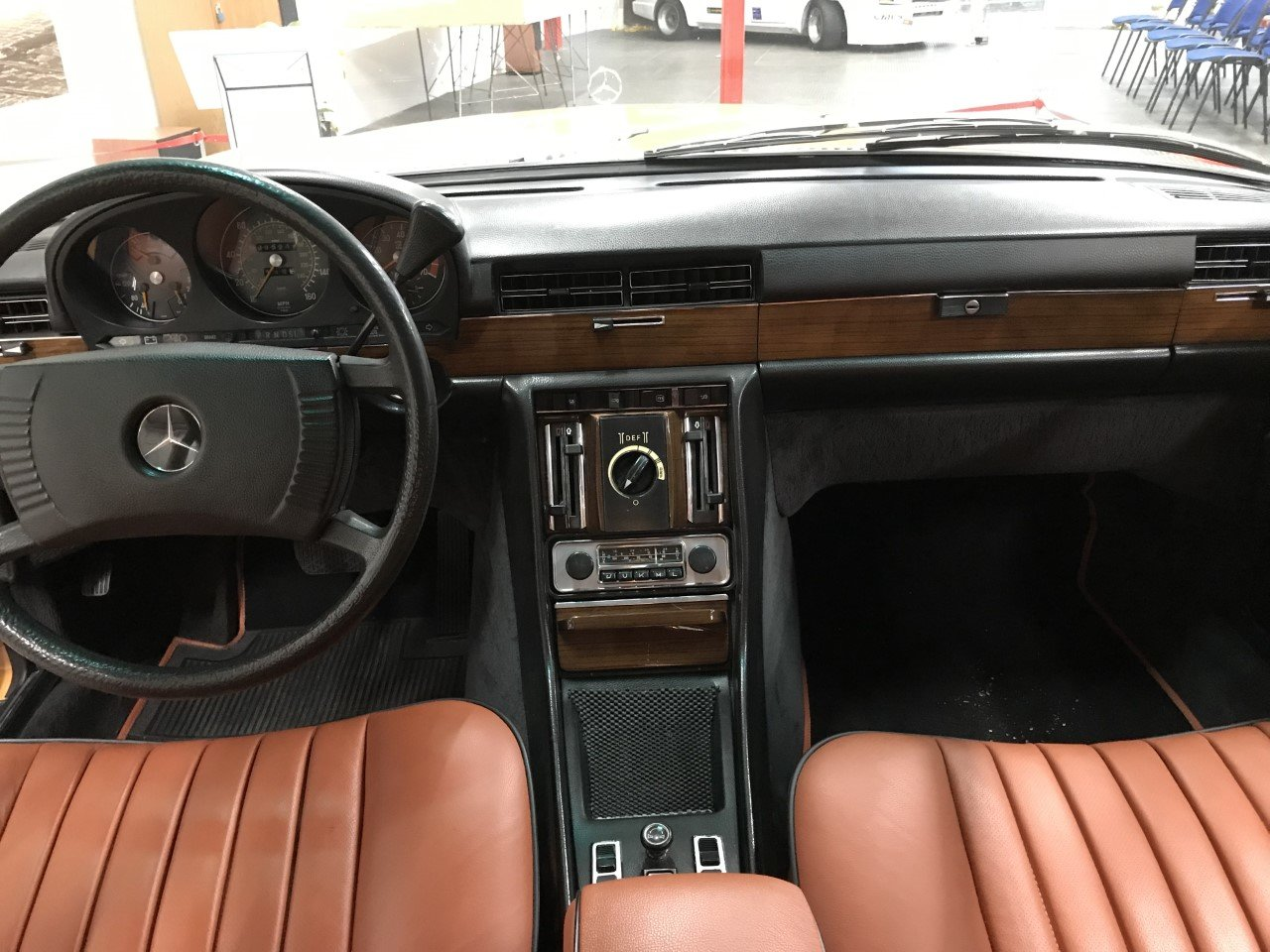1978 Mercedes Benz 280 SE For Sale (picture 3 of 6)