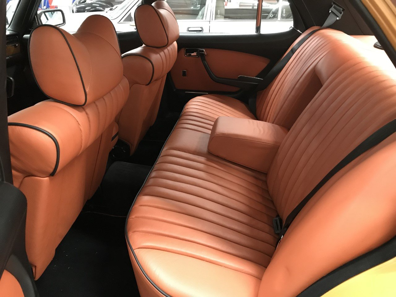1978 Mercedes Benz 280 SE For Sale (picture 4 of 6)