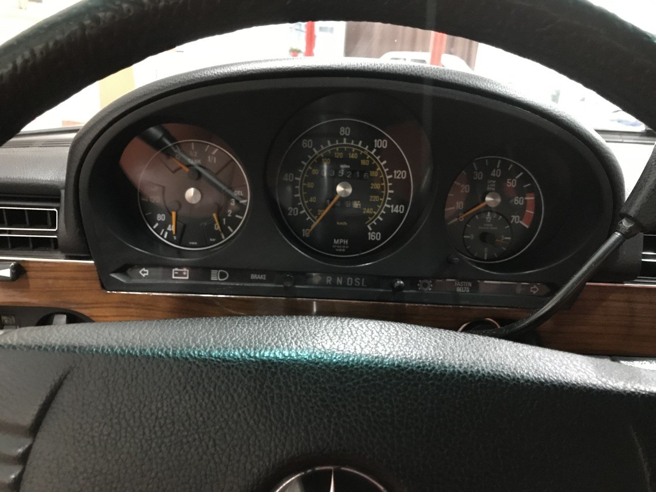 1978 Mercedes Benz 280 SE For Sale (picture 6 of 6)