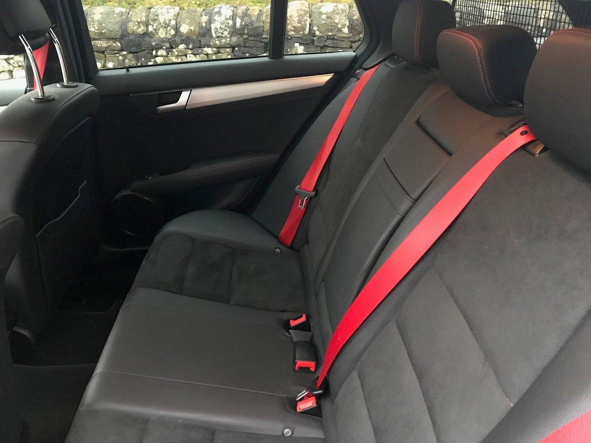 2012 Mercedes C250 CDI AMG Sport Plus Auto Estate For Sale (picture 6 of 6)