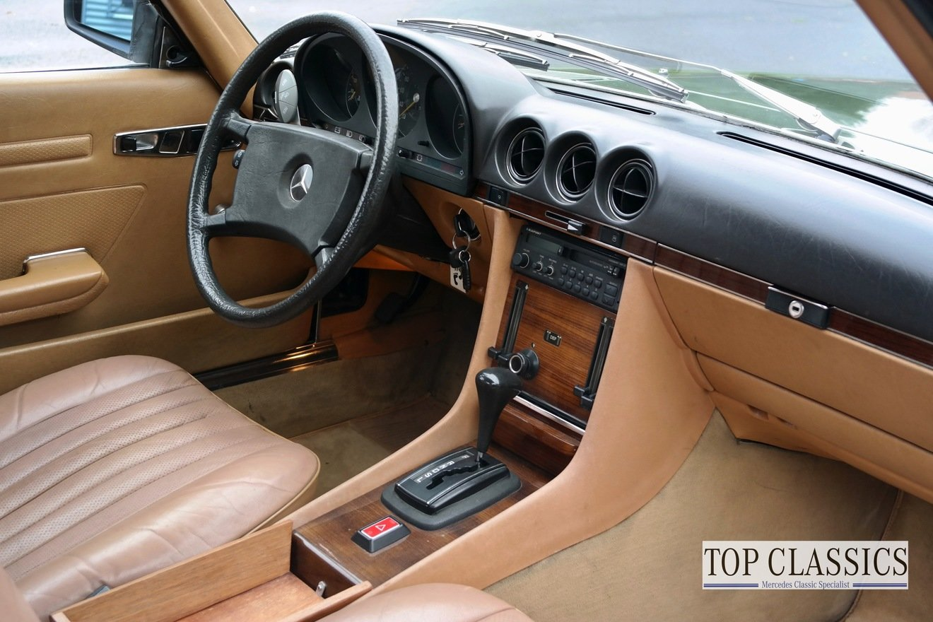 1981 Mercedes 280SL For Sale (picture 5 of 6)