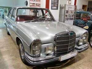 MERCEDES BENZ 250 S W108 - 1967 For Sale