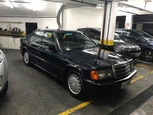1986 Mercedes Benz 190-e 2.3 8V