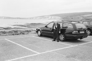1998 Mercedes 300 Turbodiesel Estate 7 seat