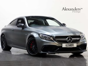 2017 17 17 MERCEDES C63S AMG EDITION 1 AUTO For Sale