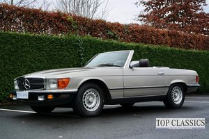 1985 Mercedes 500SL For Sale