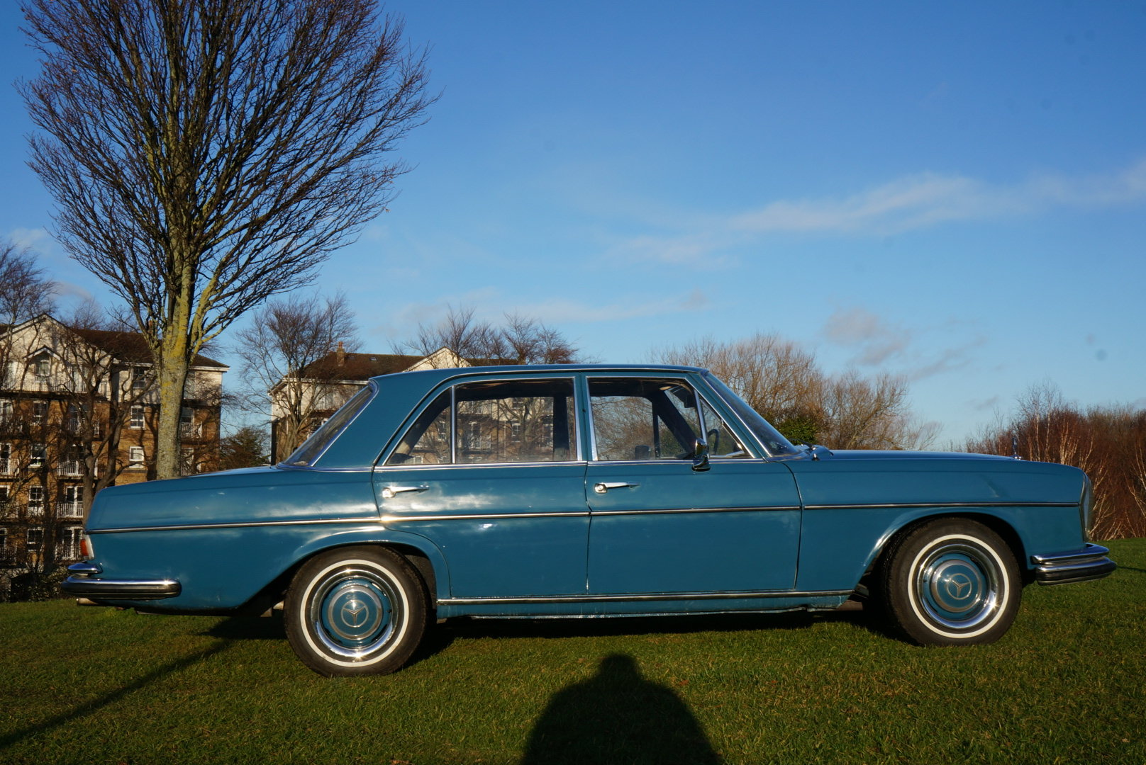 1967 Mercedes 250SE automatic power steering  For Sale (picture 3 of 6)