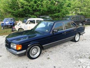 1983 Mercedes Benz 289 Sel