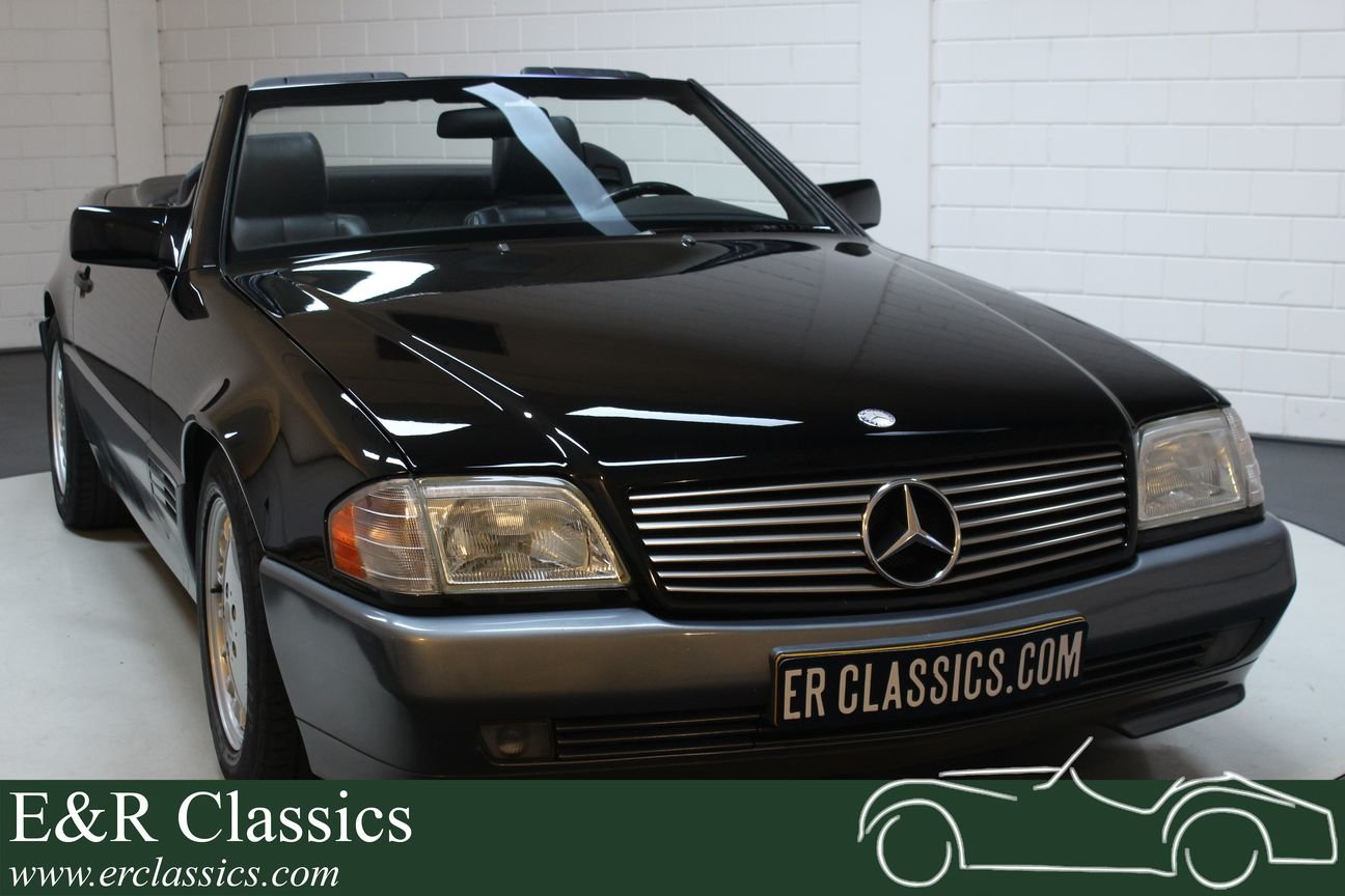 Mercedes Benz 300SL-24 1990 Automatic For Sale (picture 1 of 6)