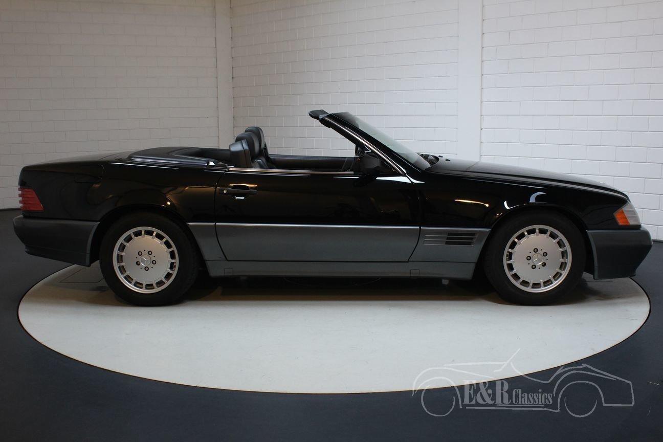 Mercedes Benz 300SL-24 1990 Automatic For Sale (picture 6 of 6)