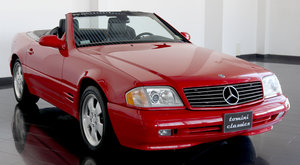 Mercedes-Benz SL500 (1999)