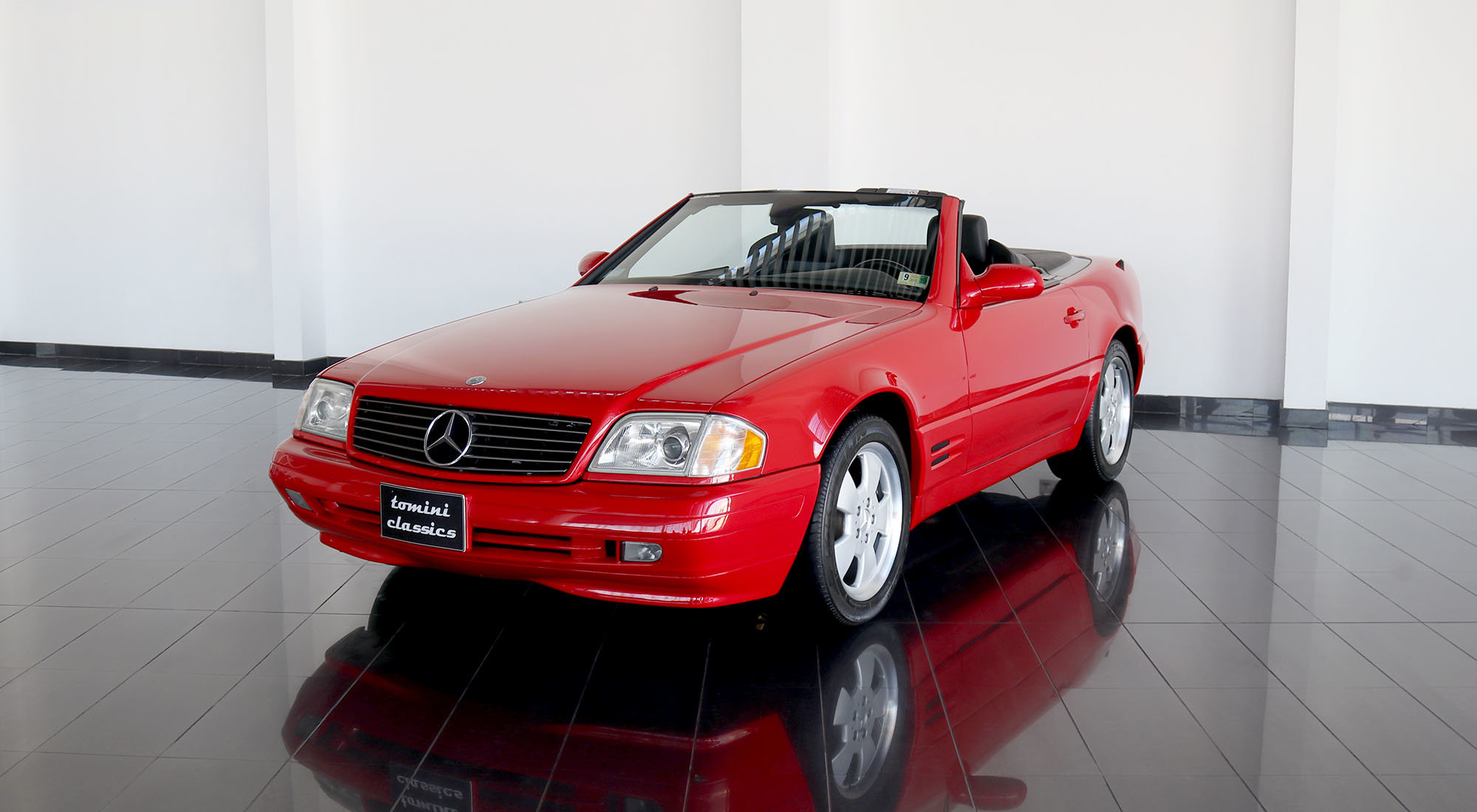 Mercedes-Benz SL500 (1999) For Sale (picture 2 of 6)