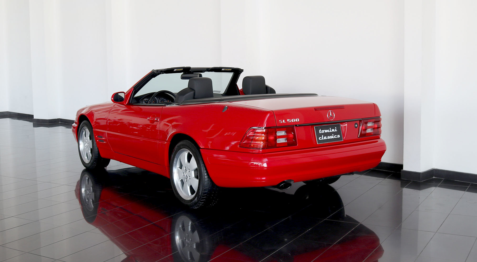 Mercedes-Benz SL500 (1999) For Sale (picture 3 of 6)