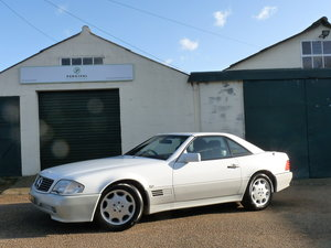 1993 Mercedes 500SL, R129, full history, excellent specification