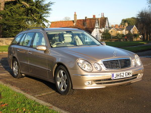 2003 Mercedes 320 Avantgarde Petrol Estate 211 E-Class