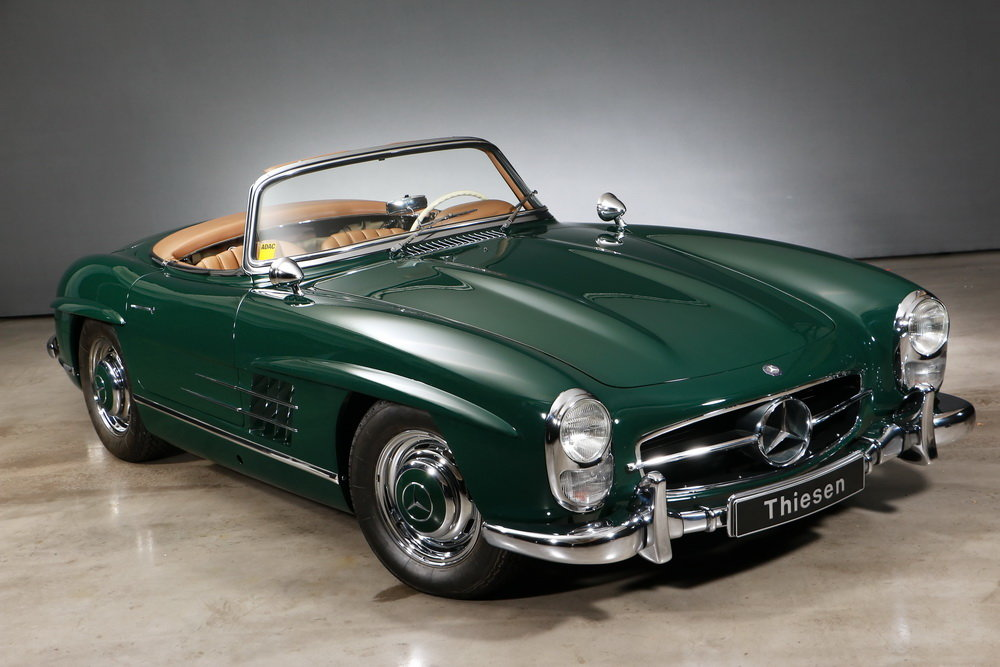 1960 Mercedes-Benz 300 SL Roadster For Sale (picture 1 of 6)