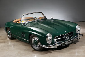 1960 Mercedes-Benz 300 SL Roadster For Sale