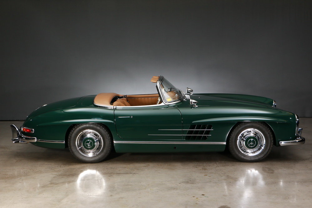 1960 Mercedes-Benz 300 SL Roadster For Sale (picture 2 of 6)