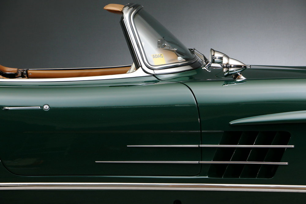 1960 Mercedes-Benz 300 SL Roadster For Sale (picture 3 of 6)