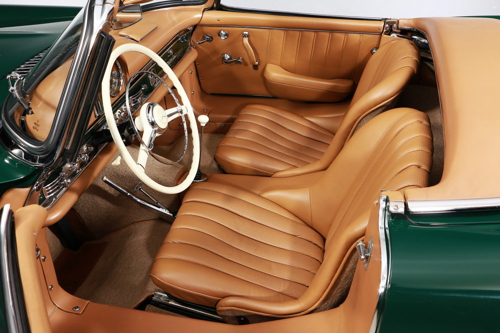 1960 Mercedes-Benz 300 SL Roadster For Sale (picture 5 of 6)