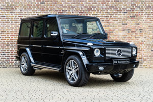 2007 Mercedes G55 AMG - Rare RHD - 1 Owner From New