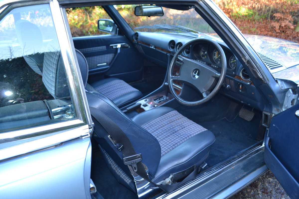 1986 Mercedes-Benz 300SL RHD For Sale (picture 4 of 6)