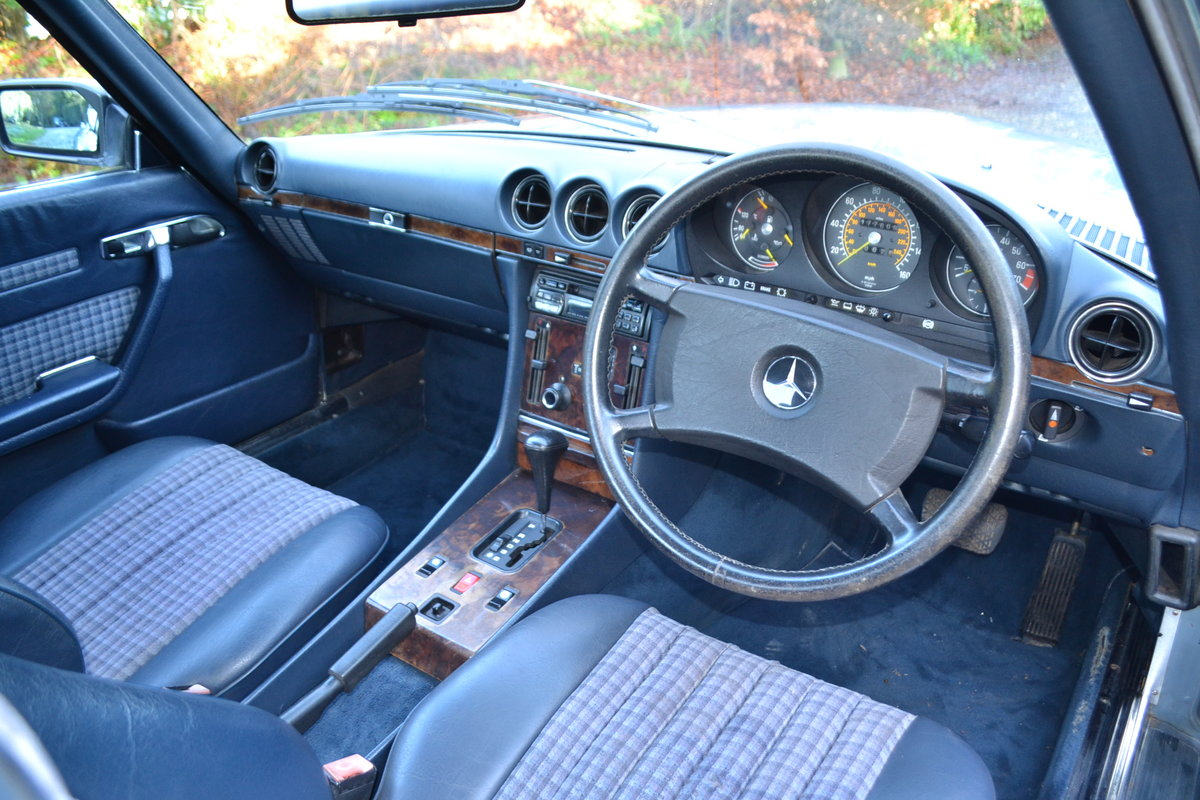 1986 Mercedes-Benz 300SL RHD For Sale (picture 5 of 6)
