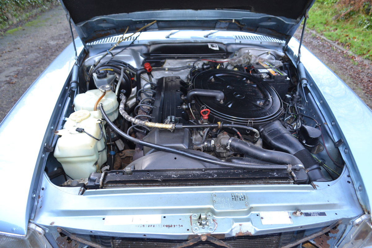 1986 Mercedes-Benz 300SL RHD For Sale (picture 6 of 6)