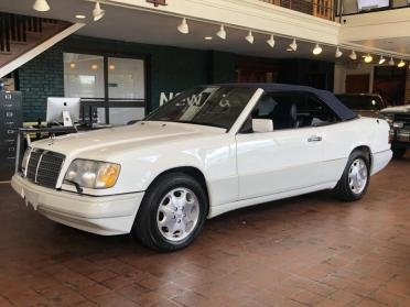 1995 Mercedes Benz E320 CABRIOLET only 39k miles $21.9k For Sale (picture 1 of 6)