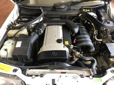 1995 Mercedes Benz E320 CABRIOLET only 39k miles $21.9k For Sale (picture 6 of 6)