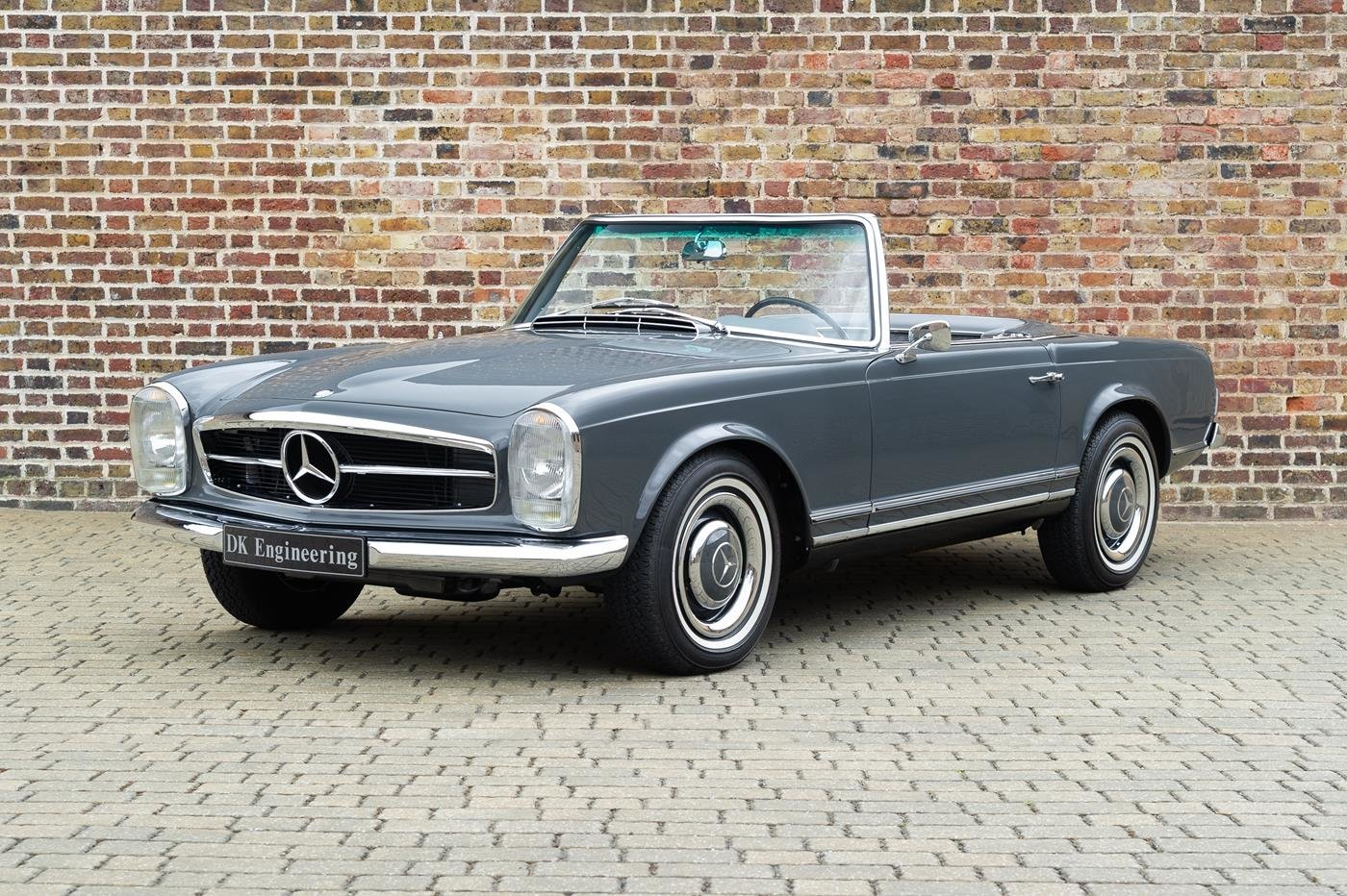 1963 Mercedes-Benz 230 SL For Sale   Car And Classic