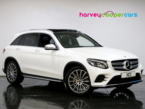 2018 Mercedes Benz GLC220 D AMG Line Premium 4MATIC  For Sale