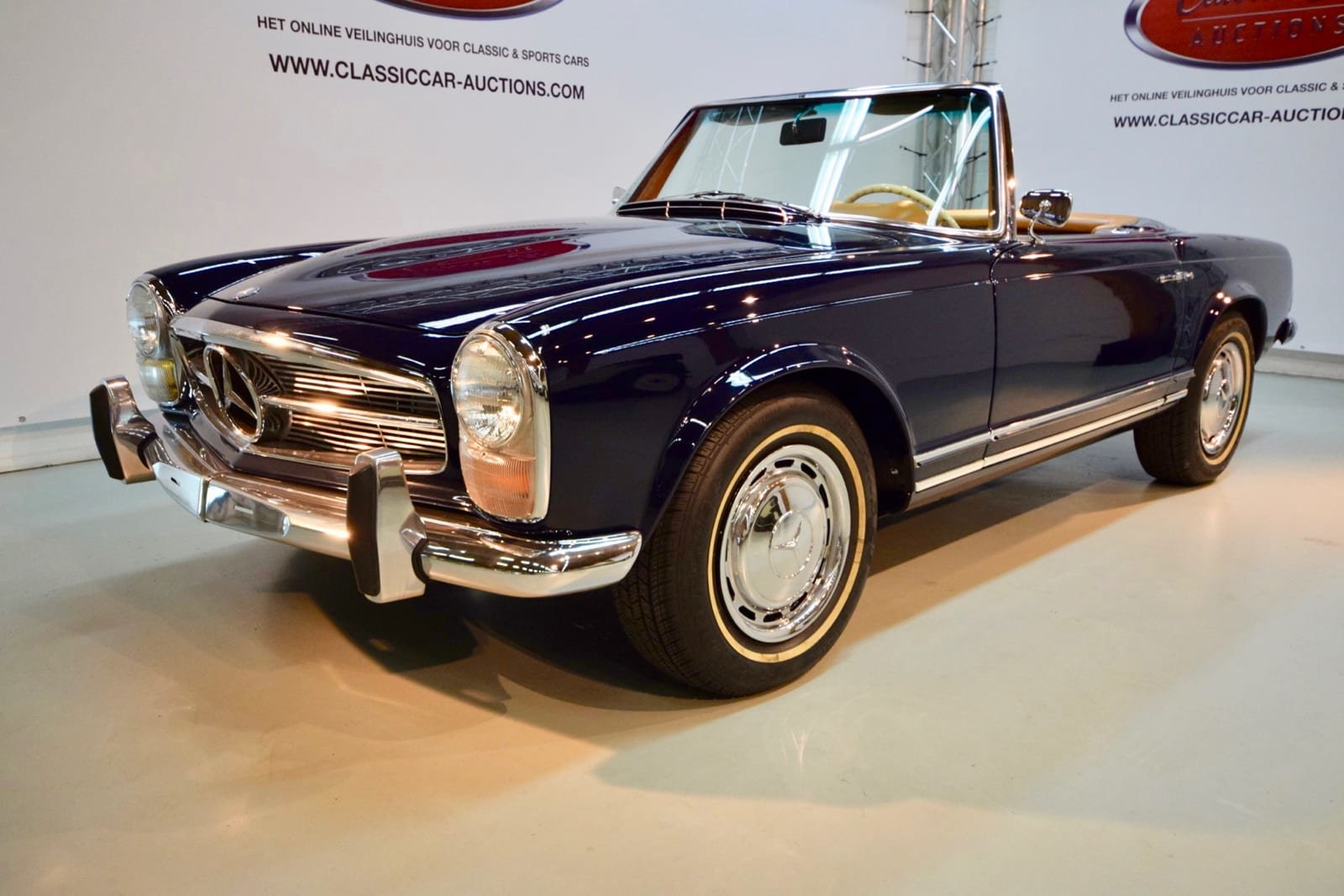 Mercedes-Benz 230 SL Pagode 1964 For Sale by Auction (picture 1 of 6)